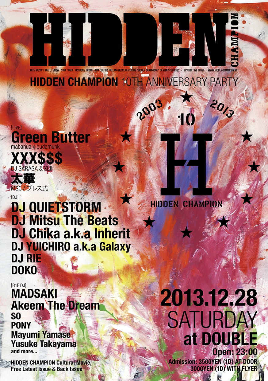TODAY'S PARTY!!!