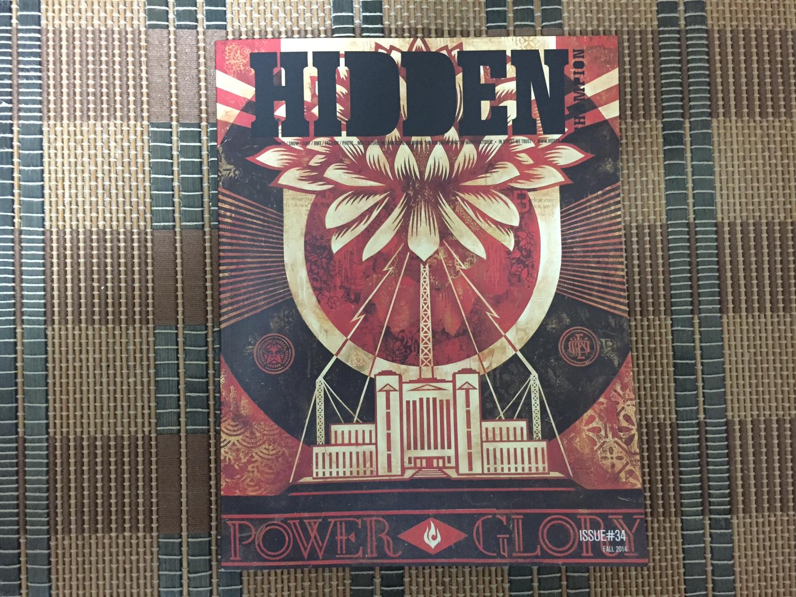 HIDDEN CHAMPION issue#34