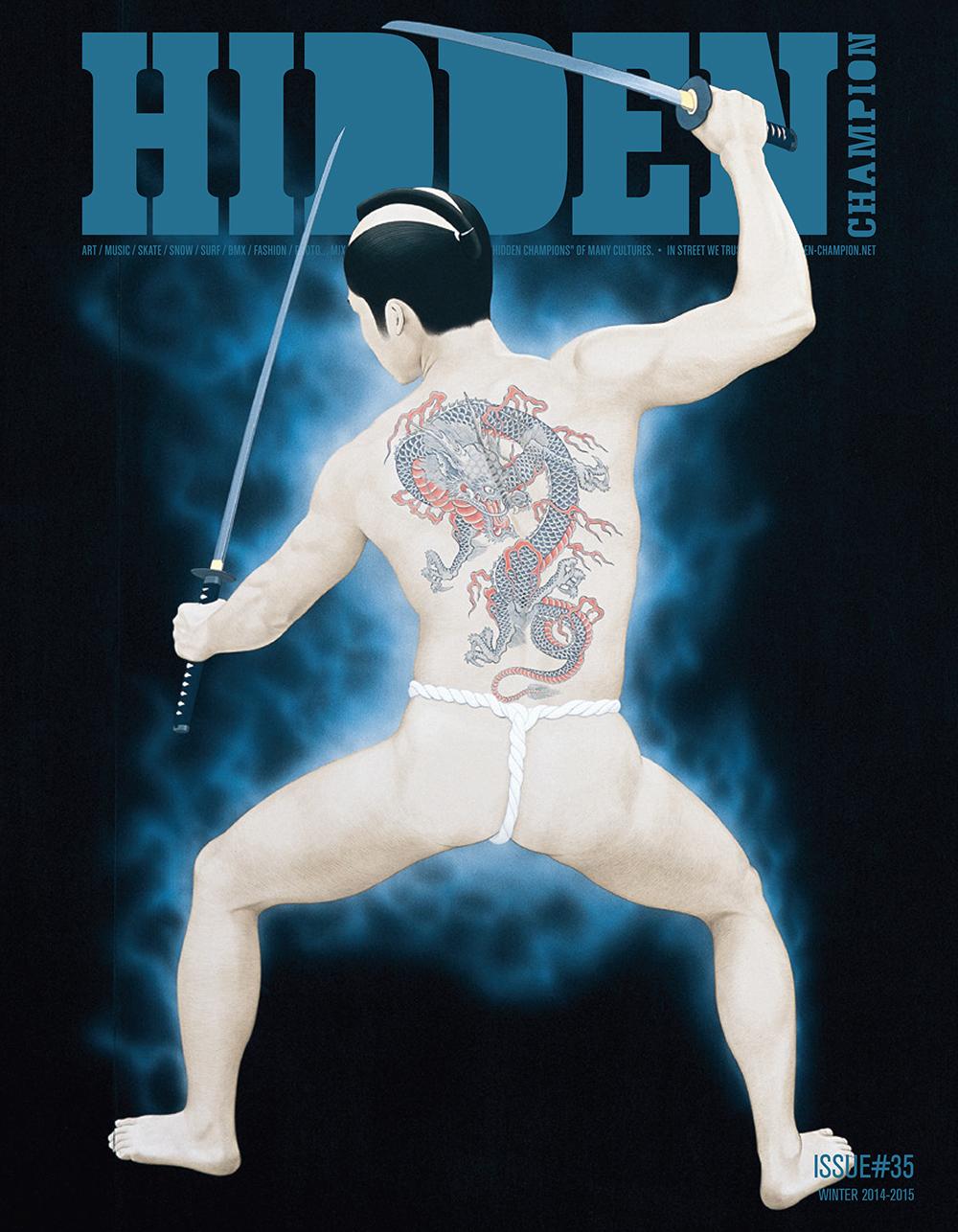 HIDDEN CHAMPION Issue35 Release
