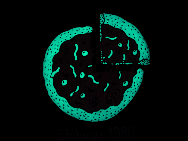 phosphorescent t-shirt