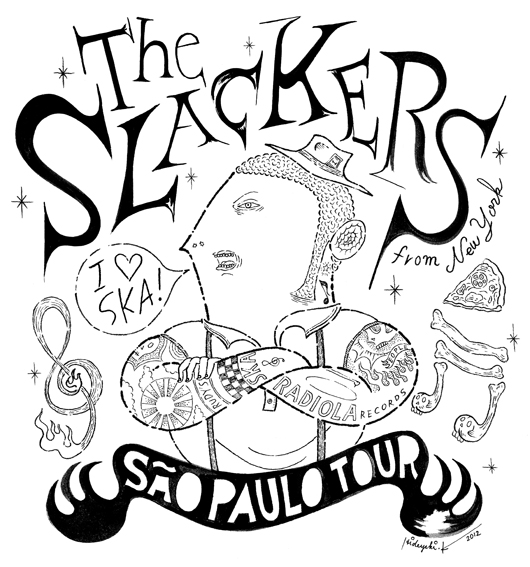 THE SLACKERS and ANTHONELLO