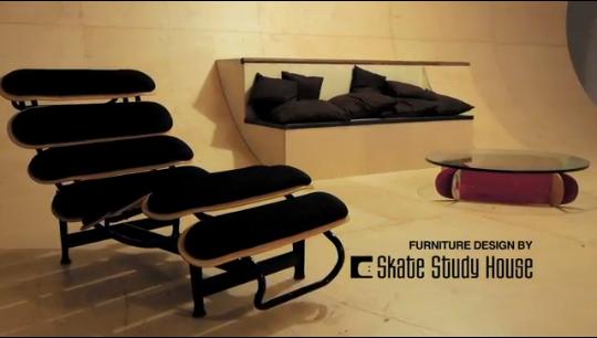 Skate Study House