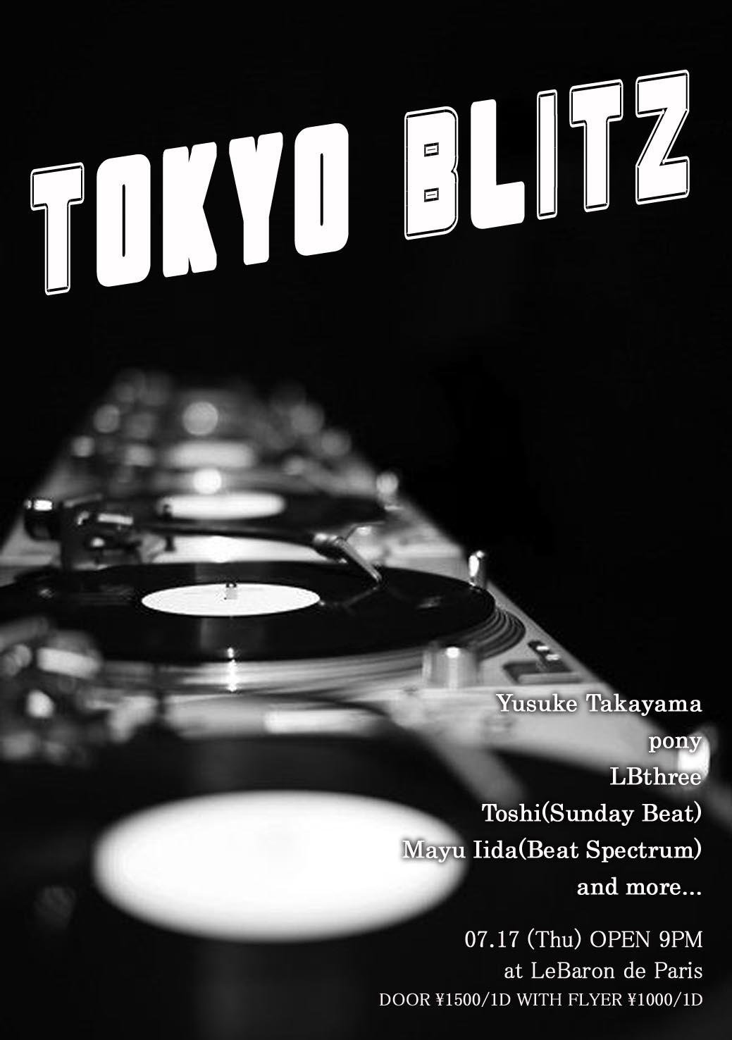 TOKYO BLITZ