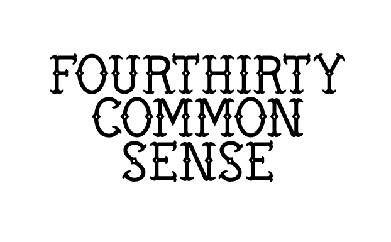 430  2015 SPRING EXHIBITION 「COMMON SENSE」