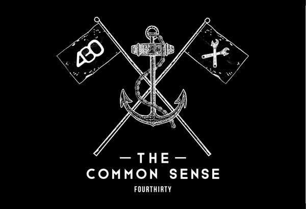 FOURTHIRTY 2015 SUMMER COLLECTION 「COMMON SENSE」