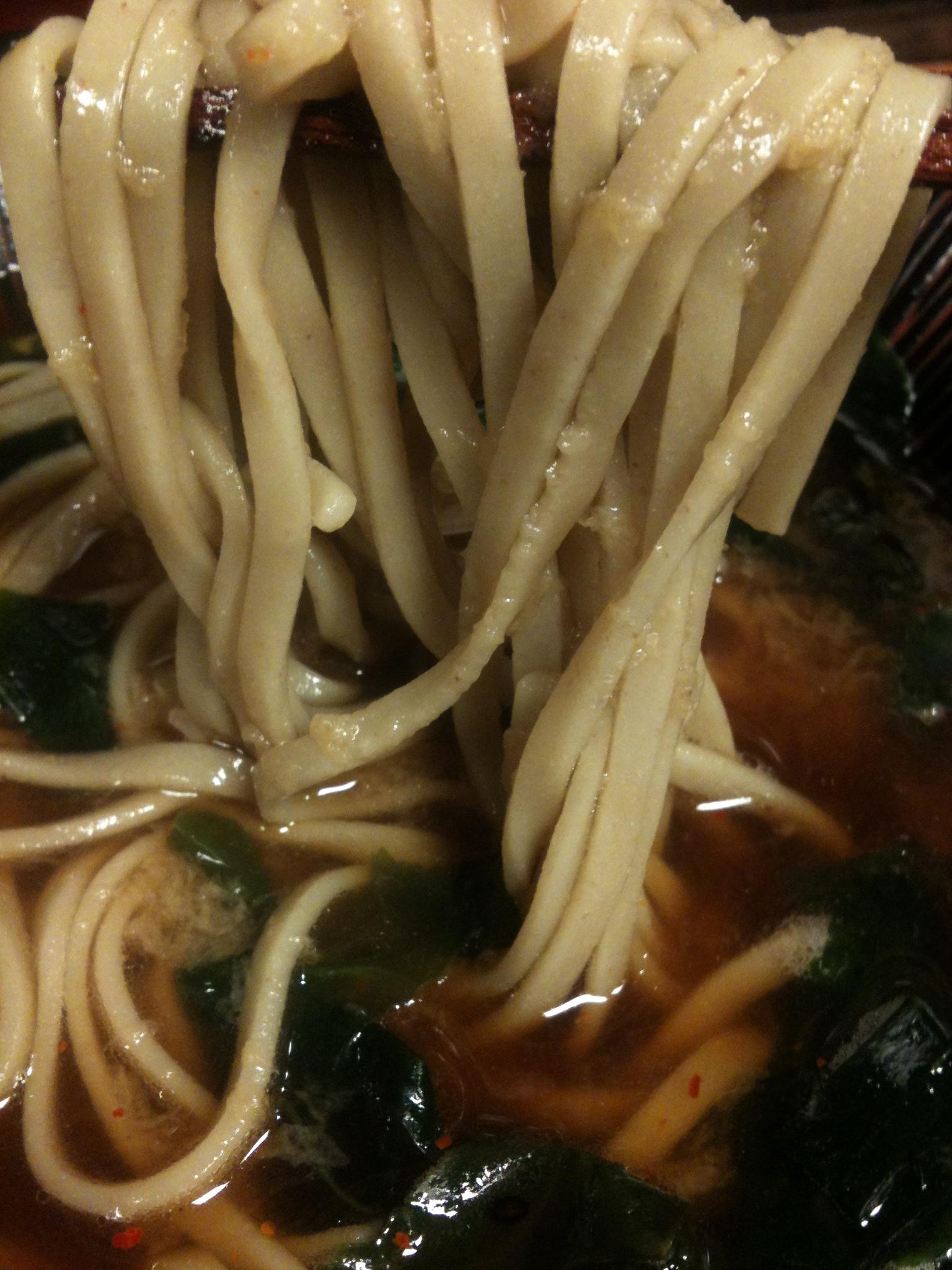 渋谷 DINNER / 蕎麦冷麦 嵯峨谷