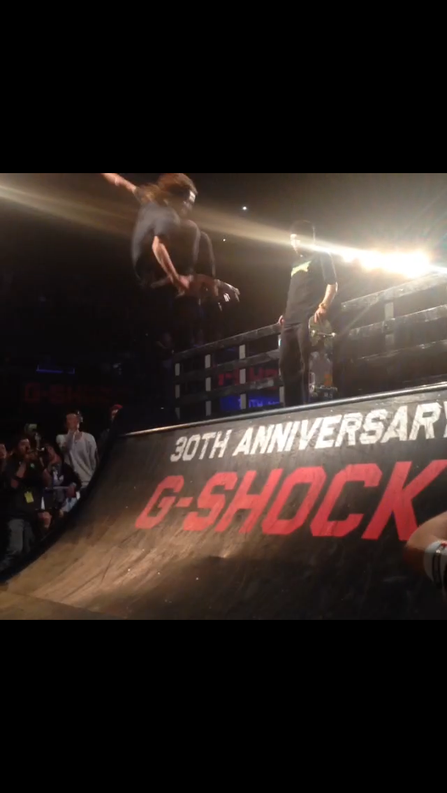 G-SHOCK REALTOUGHNESS 2013 in 東京ドームシティ!!